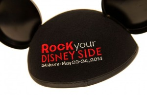 2014 Rock Your Disney Side Ears
