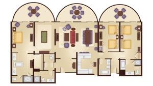 Animal Kingdom Lodge Grand Villa