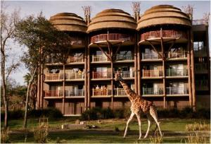 Animal Kingdom Lodge Exterior