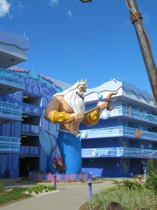 King Triton and The Little Mermaid Rooms