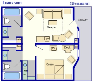 All Star Music Family Suite
