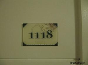 Boardwalk Villa Room Number