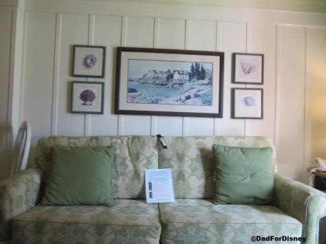 Boardwalk villa sofa sleeper