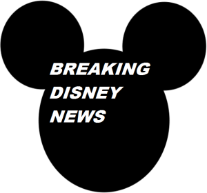 BREAKING DISNEY NEWS