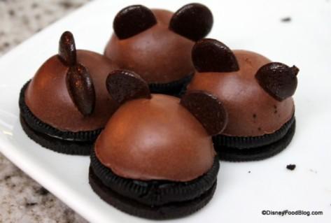 Mickey domes (phot courtesy of disney food blog)