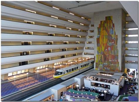 Contemporary's Grand Canyon Concourse