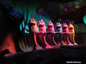 Fish Conga Line
