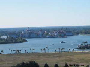 Grand Floridian from Bay Lake Tower