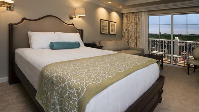 Grand Floridian 1 Bedroom Villa Floor Plan: Walt Disney World Deluxe Villa Accommodations