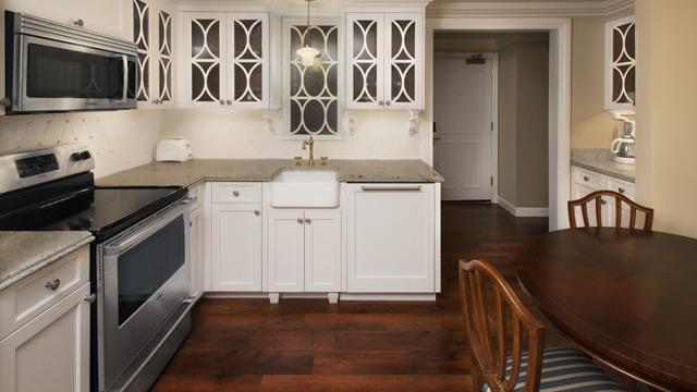 Grand Floridian Villa Kitchen | dadfordisney