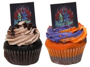 Heroes and Villians Cupcakes