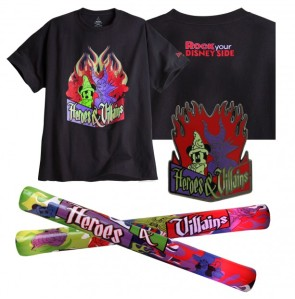 Heroes and Villians Merchandise