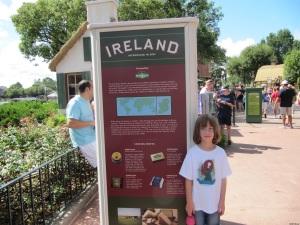 Ireland Display