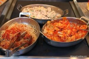 pasta bar (disney food blog)
