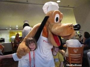 Chef Pluto