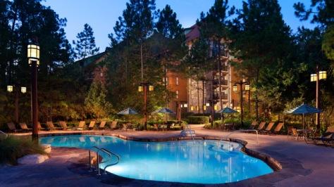 Quiet Pool Wilderness Lodge Villas