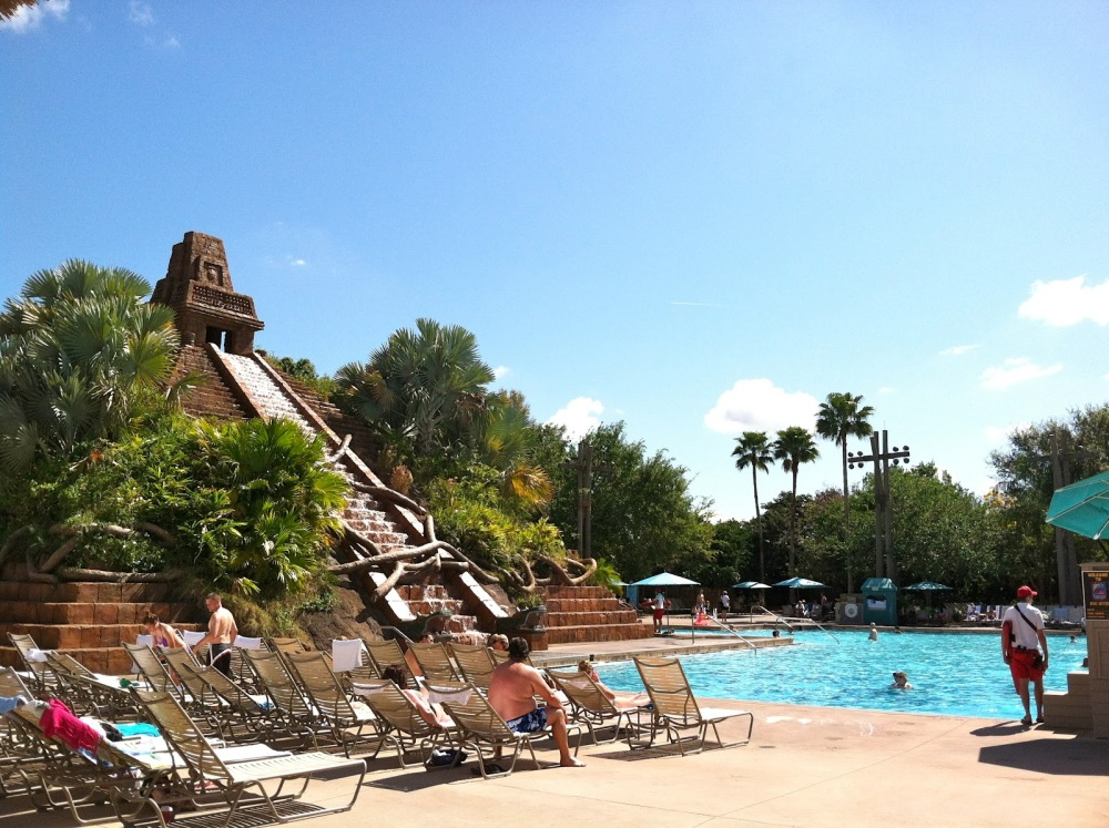 Top 5 Resort Pools at Walt Disney World (4/6)