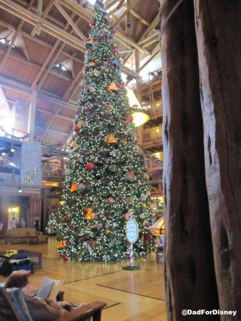 Wilderness Lodge Lobby #3