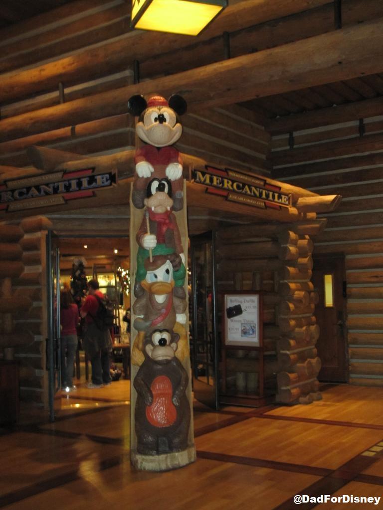 Disney Wilderness Lodge Room Service Menu