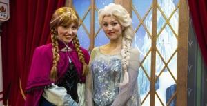 Anna and Elsa #2