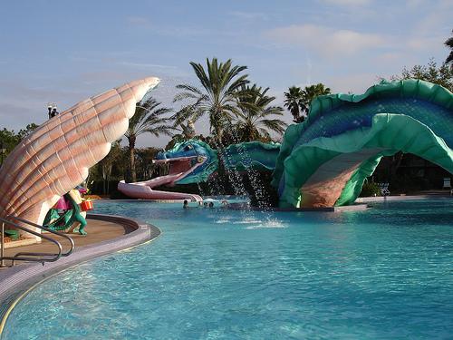 Top 5 Resort Pools at Walt Disney World (3/6)