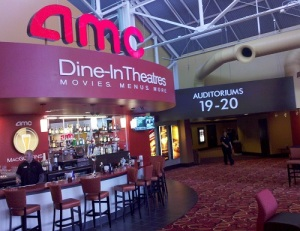 Downtown Disney Dine-In Theater