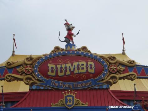 Dumbo Entrance