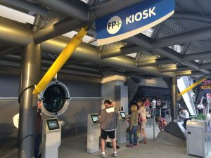 Kiosks by Stitch's Great Escape