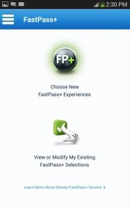 Fastpass MDE phone app