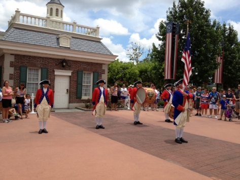 Fife and Drum Corps #1