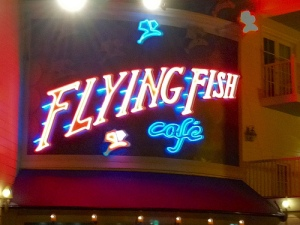 Flying Fish #1