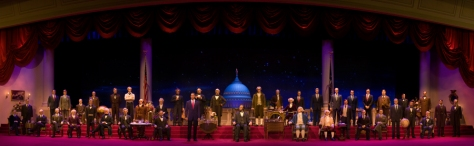 Hall of Presidents #1