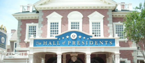 Hall of Presidents #2