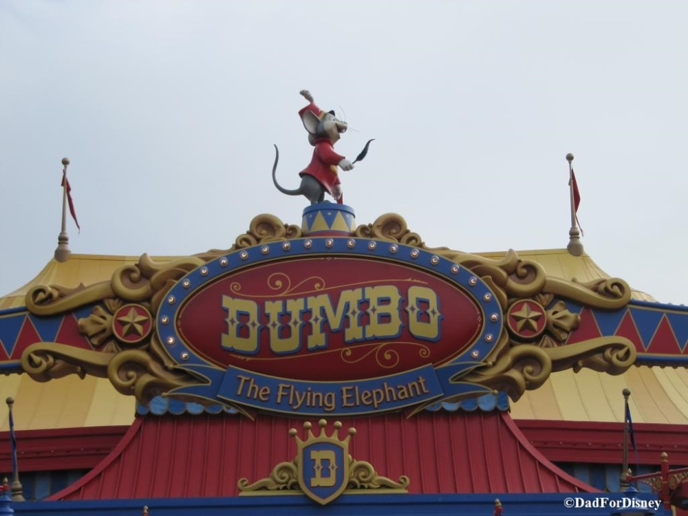 Storybook Circus Signs - Wordless Wednesday (2/5)