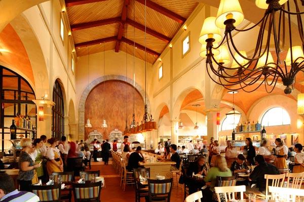 Top Five Table Service Restaurants at Walt Disney World (6/6)