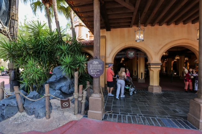 Walt Disney World Concrete (2/5)