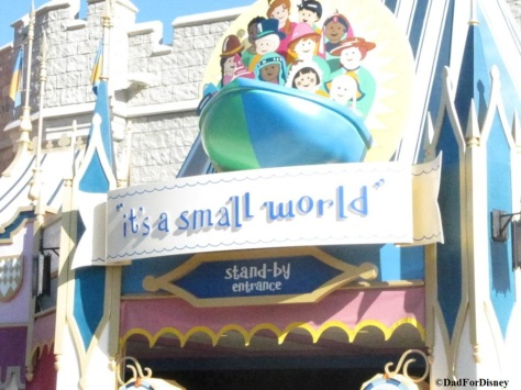 It's A Small World #1