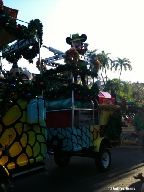 Jingle Jungle Parade #1