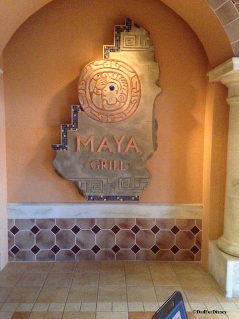 Maya Grill #1