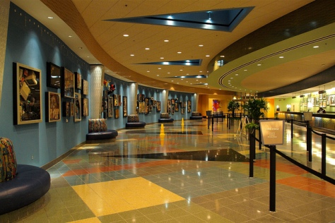 Pop Century Lobby