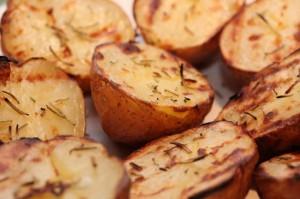 Roasted Potatoes #1