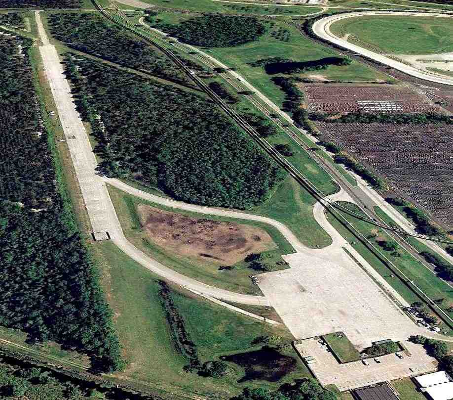 Walt Disney World's Shortlived STOLport