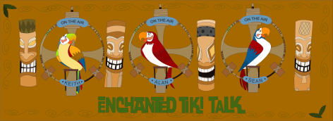 Enchanted Tiki Talk Logo