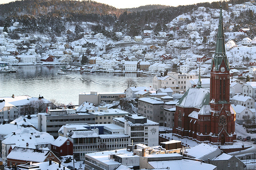 Arendal City