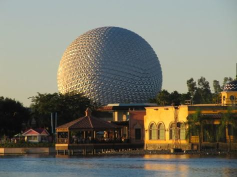 EPCOT From WS