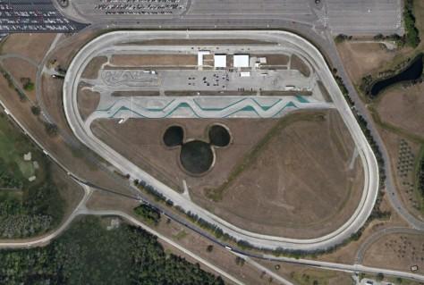 Walt Disney World Speedway #1