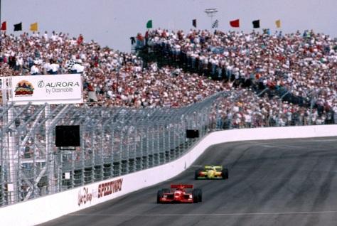 Walt Disney World Speedway #2