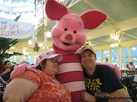 Who doesn't love Piglet?