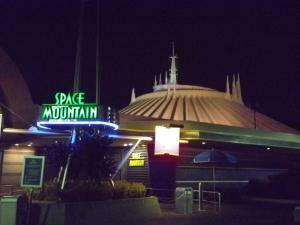 Space Mountain #2