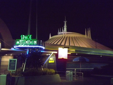 Space Mountain #2
